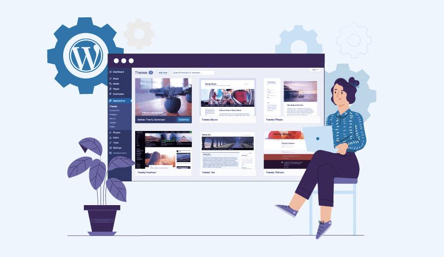 Desenvolvimento Site em WordPress